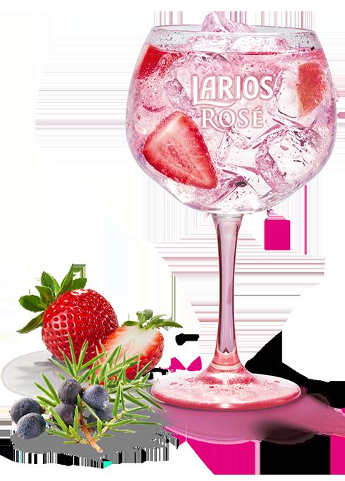 Larios Rosé Tonic